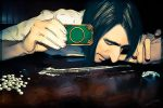 Severus Snape: Addicted by Simulcika