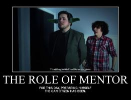 Motivation - The Role of Mentor by Songue