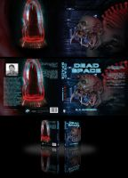 Dead Space: Martyr Dust Jacket Concept by RosesWebofNightmares