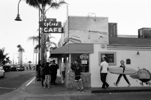 The Splash Cafe in Pismo Beach, CA by blueomni87