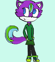 New outfit/hair (FULL) by MaddiTheHedgieHog