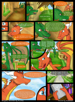 Commission - Lasair Comic Pg4 by SweetLhuna
