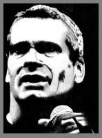 Henry Rollins by Shane-01