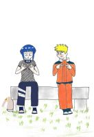 Naruto and Hinata body swap edited by Starfighter364