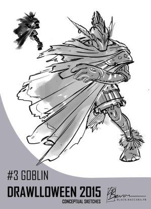 DH3 goblin by laurabevon by LauraBevon