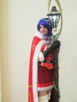 Leblanc Mistletoe  - League of Legends by Yukinoo