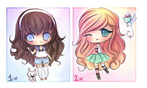 Paypal Adoptables 2 (SOLD) by mochatchi