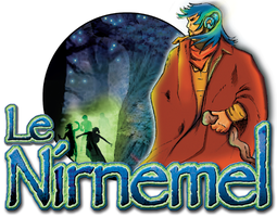 Le Nirnemel, illustration by Ardenarboriger