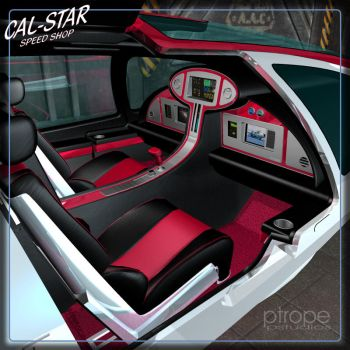 Cal-Star Comfort by Ptrope