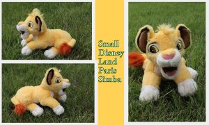 Small DLP Simba cub by Laurel-Lion