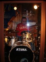 Max italian drummer by FlyingNerve