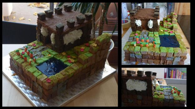 Minecake by Selupsis