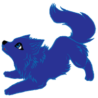 Wolves of the elements: Water Wolf by Rosie311