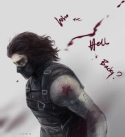 The Winter Soldier. by Fiveonthe