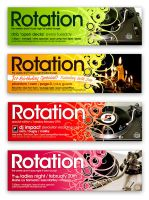 Rotation - Special Editions by Crittz