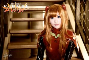 Asuka Langley - Second Child by fiathriel