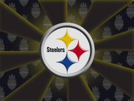 Steelers by blorgman