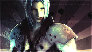 Sephiroth by cHoCoLaTe-DeViL