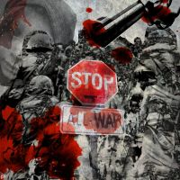 Stop All War by froggfan09