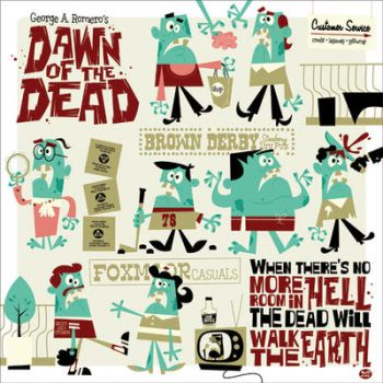 Dawn of the Dead by Montygog