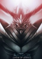 LEAGUE OF LEGENDS : AATROX ~ by JaysonRevenge