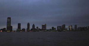 jersey city by TreborNehoc