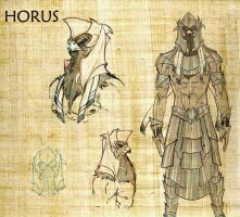 Horus by dumbo972
