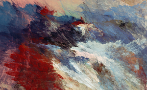 Abstract No. 5 - Blood Sea by FarDareisMai