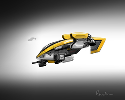 Armored Aircraft by Reinder88