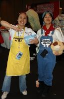 Cooking Mama Havest Moon Cospl by smallrinilady