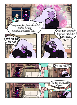 Everyone Makes Mistakes: The Comic 11 by ScrapstheFool