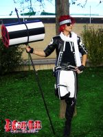 Lavi cosplay by LeydaCosplay