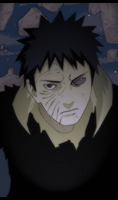 .:The mask has fallen:. - Obito by Jucii-chan