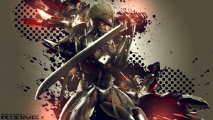 Metal gear rising wallpaper by OriginalBoss
