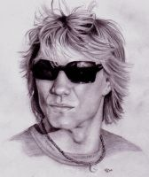 Jon Bon Jovi by angelhitomi