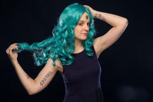 Sailor Neptune 01 by KittyTheCat-Stock