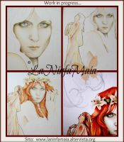 WIP Florence Welch by laMatitadArgento