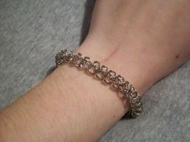 box weave chainmail by BloodStainedSilk