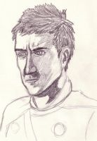 Rory the roman scetch 2 by Littlenene