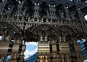 Halls Of Asgard by Wretched--Stare