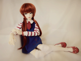 You're Kinda Small, And You're Such A Doll by RetroSpectiive