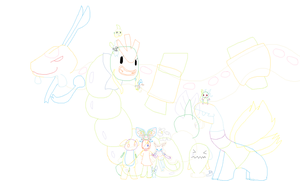 Nuzlocke House Sketch HUGE: DOWNLOAD FOR FULL VIEW by T34mC0rrup710n