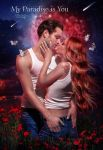 My Paradise is You by EstherPuche-Art