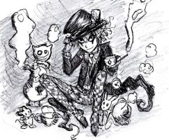 mad hatter by benzener