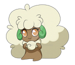 Whimsicott by Sugarcup91