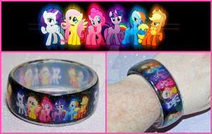 My Little Pony Bangle 2 by bapity88