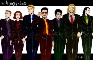 Avengers_SuitSwag by krusca