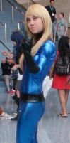 Invisible Girl of Fantastic Four at AX 2012 by trivto