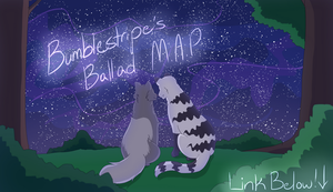 Bumblestripe's Ballad MAP part by SalukiSilver