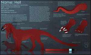 Hell ref by DemonML